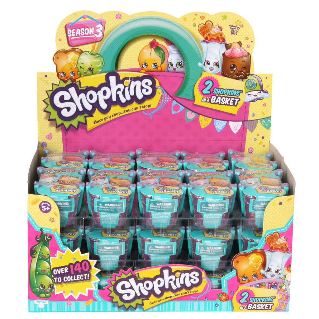 Shopkins CDU Pack