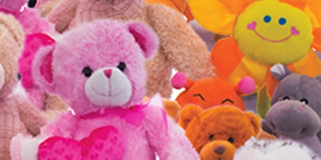 Toys And Plush Merchandise
